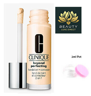 £3.99 • Buy ✨ Clinique Beyond Perfecting Foundation & Concealer Sample (2ml) ✨