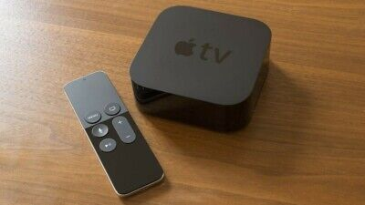 AU114.57 • Buy Apple TV (4th Generation) 64GB HD Media Streamer - A1625