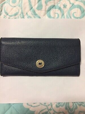 AU26 • Buy Genuine Oroton Melanie Pebble Wallet Blue