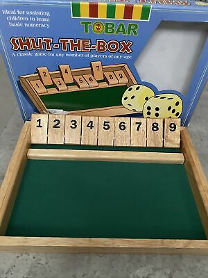 £0.99 • Buy Shut The Box Game