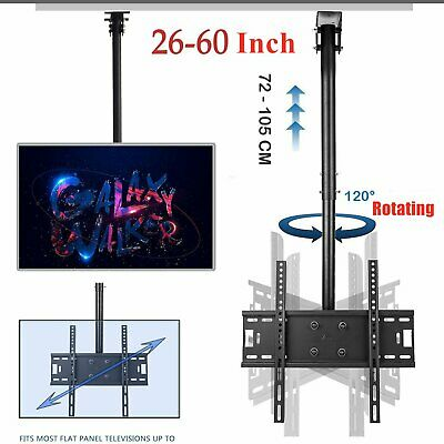 $37.26 • Buy Ceiling Wall Mount 32  TV Bracket Strong Monitor Hanger 26-70  For Sony Samsung