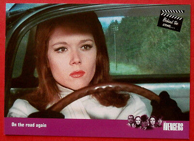 £3.99 • Buy THE AVENGERS - Card #93 - On The Road Again - SERIES ONE - Diana Rigg - 2003