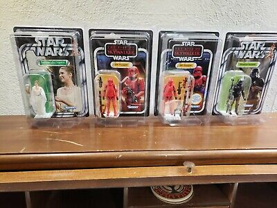 $ CDN157.65 • Buy Star Wars The Vintage Collection Lot Of 4 Misc 2019 Sith Trooper VC162A +