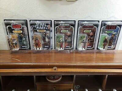 $ CDN212.24 • Buy Star Wars The Vintage Collection 2020 Wave 3 Lot Of 5 VC172 - VC175 Fives Hondo