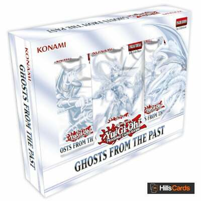 £17.50 • Buy YuGiOh Ghosts From The Past Mini Box : New & Sealed : Contains 3 Booster Packs