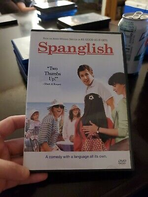 AU2.56 • Buy Spanglish Dvd Adam Sandler