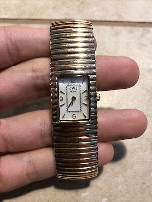$ CDN36.38 • Buy Vintage Wintex Milano Watch Gold Tone Mother Of Pearl Women's
