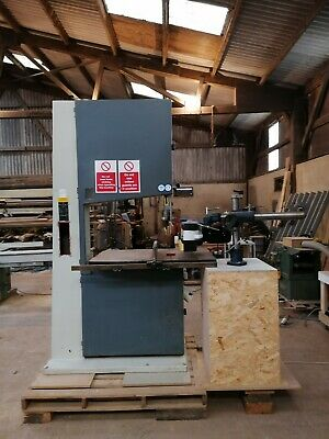 £1650 • Buy Resaw Band Saw 4kw Power Feed 3 Phase