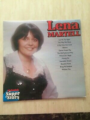 £4.99 • Buy Lena Martell 12  Album  Very Good Condition