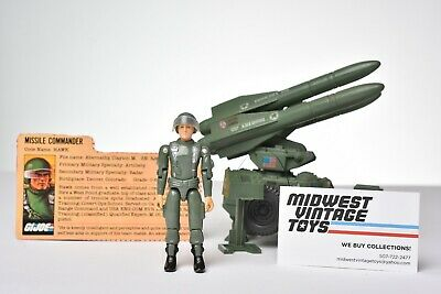 $ CDN17.54 • Buy Vintage GI JOE - VEHICLE 1982 MMS W/ Straight Arm Hawk 100% Complete HASBRO