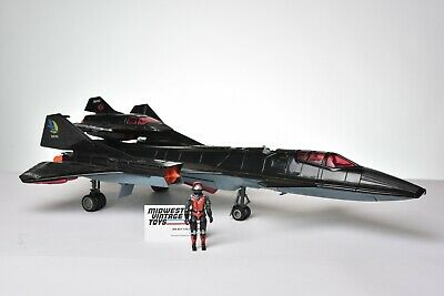 $ CDN257.11 • Buy Vintage GI JOE VEHICLE 1986 COBRA NIGHT RAVEN W/ STRATO VIPER 100% COMPLETE