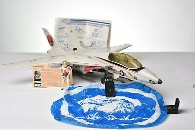 $ CDN214.16 • Buy Vintage GI JOE VEHICLE 1983 Skystriker W/ Pilot ACE 100% COMPLETE
