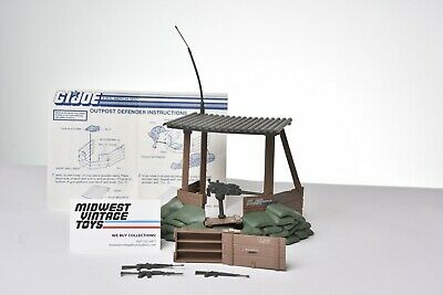 $ CDN39.93 • Buy Vintage GI JOE - VEHICLE 1986 OUTPOST DEFENDER 100% COMPLETE - HASBRO