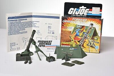 $ CDN26.01 • Buy Vintage GI JOE - VEHICLE 1985 FORWARD OBSERVER UNIT 100% COMPLETE - HASBRO
