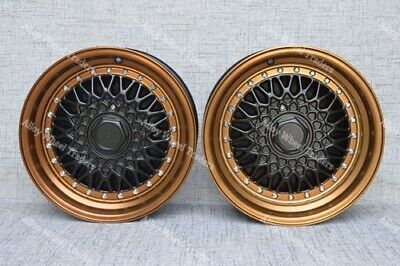 AU1038.85 • Buy 16  RS Bronze Alloy Wheels Fits Rover 25 45 200 400 Streetwise MG3 ZR ZS 4x100