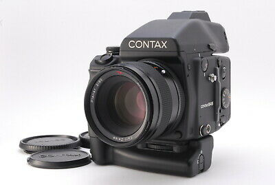 $ CDN5807.76 • Buy /【Excellent+】CONTAX 645 AF AE Finder W/ Planar T* 80mm F/2 MFB-1 MFB-1 (4080E695