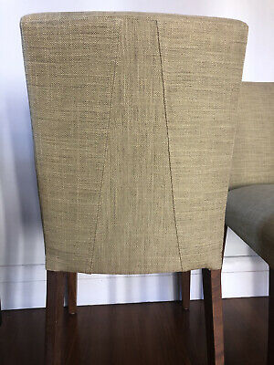 AU150 • Buy Jimmy Possum Upholstered Dining Chairs, Stunning!