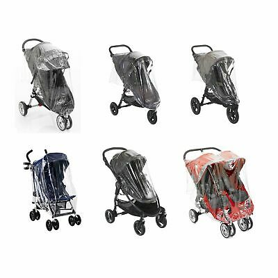 £22.66 • Buy Baby Jogger Raincover For City Mini Double With Carrycot 11-26-098