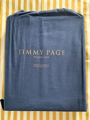 £2250 • Buy Genesis Publications Signed Jimmy Page Deluxe Edition Zoso