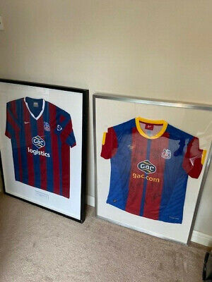 £10.50 • Buy Signed Crystal Palace Home Shirt 2009-2010