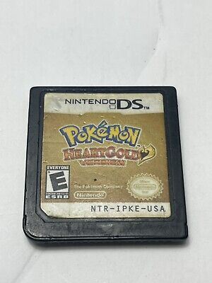 $115 • Buy Pokemon HeartGold AUTHENTIC Cartridge Only Tested Works