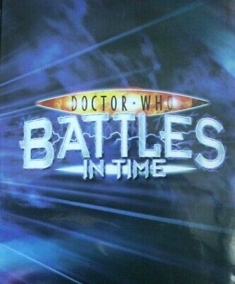£1 • Buy Doctor Who: Battles In Time, Trading Cards, Multiple Drop-down Listings.