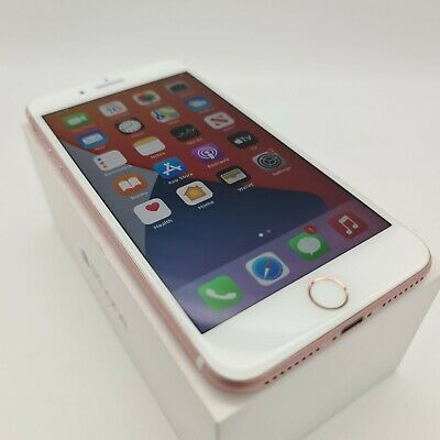 AU253.87 • Buy Apple IPhone 7 Plus - 32GB - Rose Gold (Unlocked) EXCELLENT CONDITION