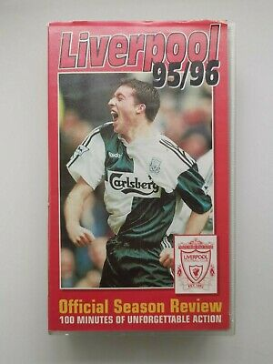 £4.49 • Buy Liverpool FC - The Official 95/96 Season Review VHS
