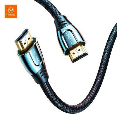 AU19.30 • Buy Mcdodo 2M HDMI Cable 8K HDMI To HDMI 2.1 Extension Splitter For PS4 TV Projector