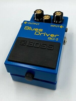 $ CDN119.79 • Buy Boss BD-2 Blues Driver Overdrive Distortion Guitar Effect Pedal Roland