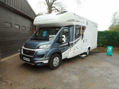 £54995 • Buy 2018 Auto-Trail Tracker RB Lo-Line - 2 Berth Motorhome With 4 Belts