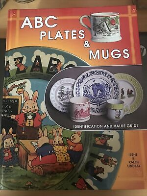 £4.99 • Buy ABC Plates & Mugs Collectors Book
