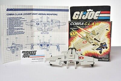 $ CDN1.20 • Buy Vintage GI JOE - VEHICLE 1984 CLAW 100% Complete - HASBRO