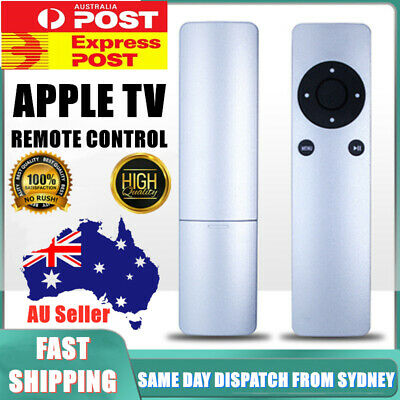 AU5.95 • Buy Replacement Infrared Remote Controller Control Compatible For Apple TV1 TV2 TV3