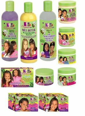 £6.49 • Buy Kids Relaxer | Organics Africa's Best Afro Hair Care Products ** Full Range**