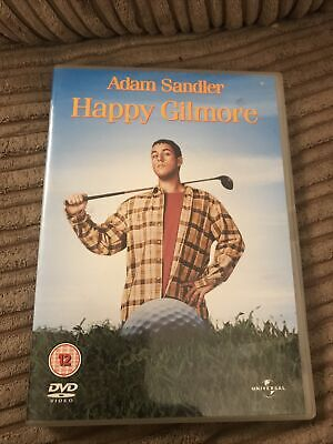 AU3.62 • Buy Happy Gilmore DVD (2013) Adam Sandler, Cert 12