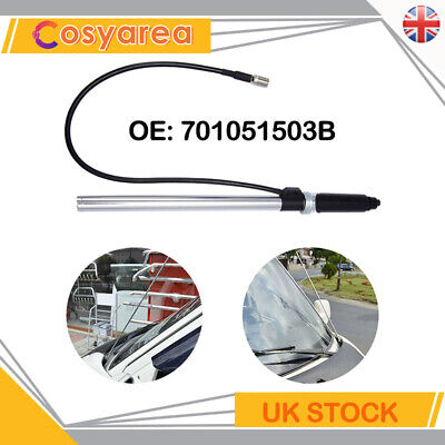 £12.39 • Buy 701051503B Radio Aerial Antenna Car Accessories For VW TRANSPORTER T4 1990‑2003