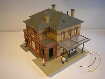 £32.99 • Buy Oo Ho Corner Bank Hotel  Library Building Bus Stop Canopy Working Light