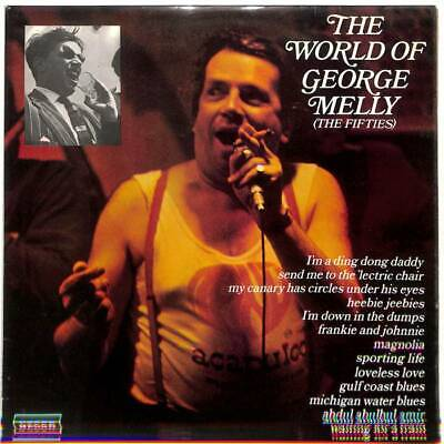 £8.99 • Buy George Melly - The World Of George Melly (The Fifties) - LP Vinyl Record