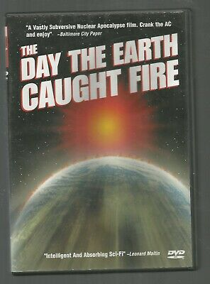 £4.99 • Buy The Day The Earth Caught Fire (1961) - Usa Region 1 Dvd - * Not A Uk Dvd *