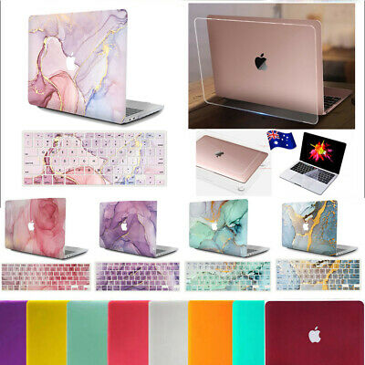 $15.24 • Buy 2in1 Hard Case Shell + Keyboard Cover For MacBook Air 13 A1932 A2179 / A2337 M1