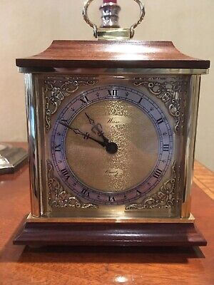 £40 • Buy Vintage Weiss Carriage Clock Never Been Used Mint In Box