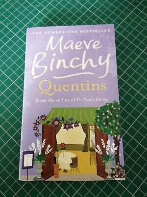 £4 • Buy Maeve Binchy Quentins Paperback Book