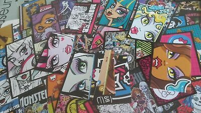 £4.28 • Buy Lotto Set Di 27  Figurine - Stickers_serie  PANINI MONSTER HIGH_by MATTEL 2013
