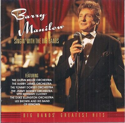 £1 • Buy Barry Manilow - Singin' With The Big Bands (1994) CD