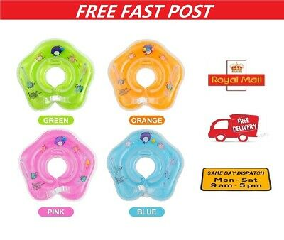 £4.99 • Buy UK Baby Toddler Inflatable Swimming Ring Toys Float Safety Ring For 1-24 Months