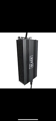 £35 • Buy LUMii BLACK 600w Electronic Digital Dimmable Ballast Variable Hydroponics