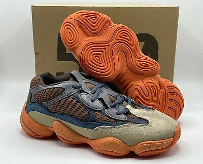 $ CDN352.48 • Buy Adidas Yeezy 500 Enflame Size 9 Style GZ5541 Authentic DS