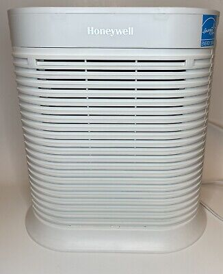 £39.51 • Buy Honeywell Air Purifier With Allergen Remover White HA106WHD