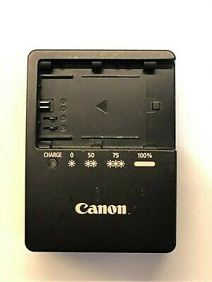 £17.70 • Buy Genuine Canon OEM LC-E6 Battery Charger For EOS 60d 70d 80d 5d 7d Mark I Ii